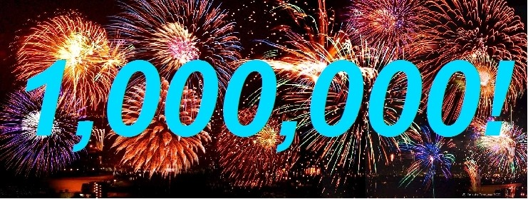 1000000 views