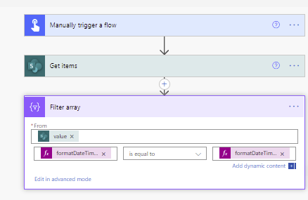 Filter by calculated fields in SharePoint using Power Automate Microsoft Office 365, Microsoft Power Automate, Microsoft Power Platform Fitler a calculated field