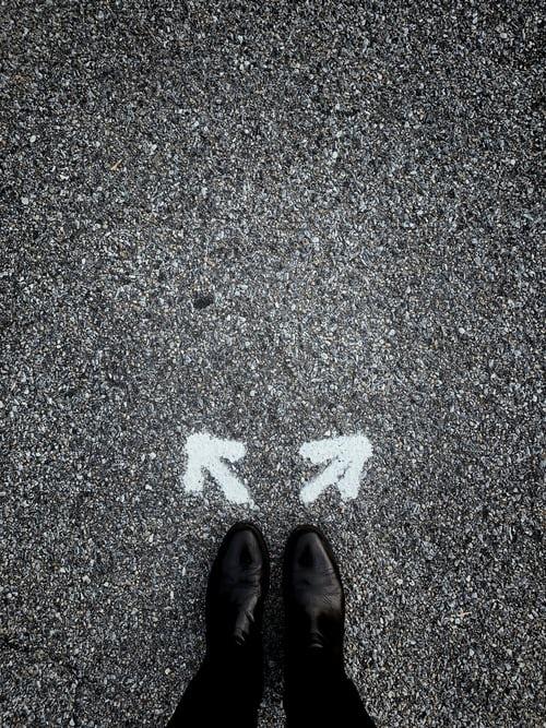 Choice, flow or app code